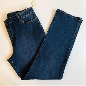 Talbots Straight Leg Heritage Jeans NWT